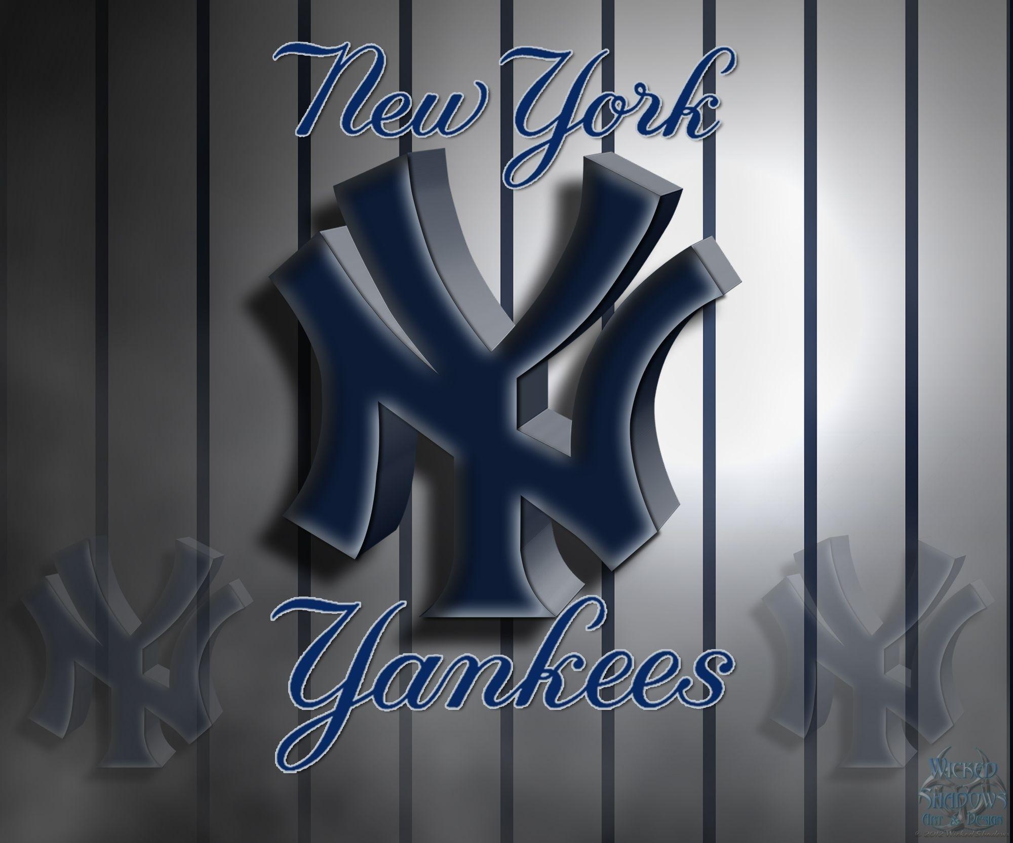 logo new york yankees wallpaper - http://69hdwallpapers/logo-new
