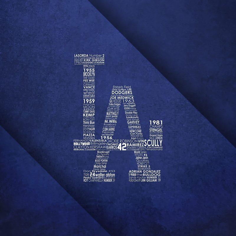 10 Latest Los Angeles Dodgers Background FULL HD 1920×1080 For PC Desktop 2020 free download los angeles dodgers la blue background desktop wallpaper 800x800