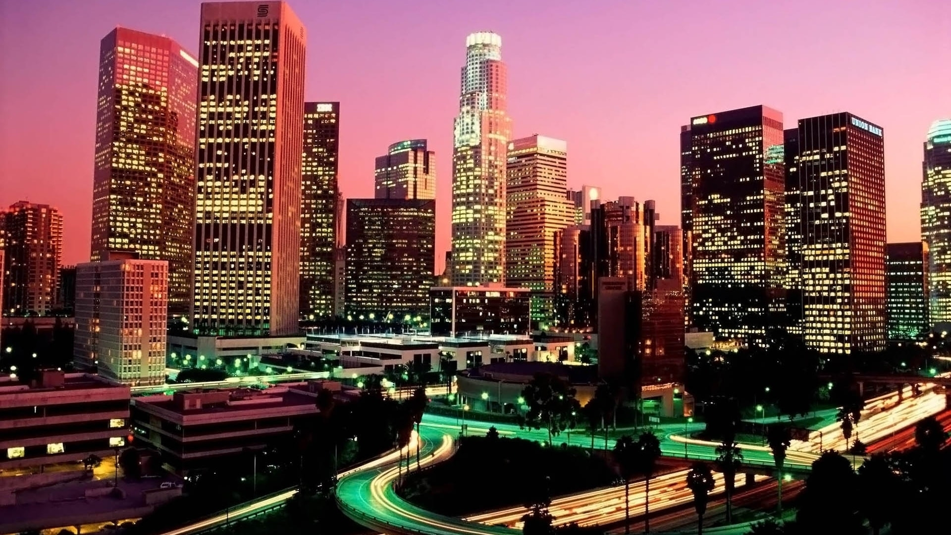 los angeles hd desktop wallpapers | 7wallpapers