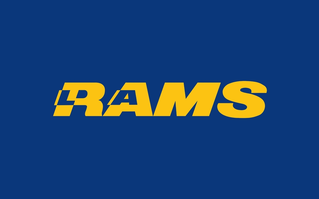 los angeles rams logo wallpaper 56023 1280x800 px ~ hdwallsource