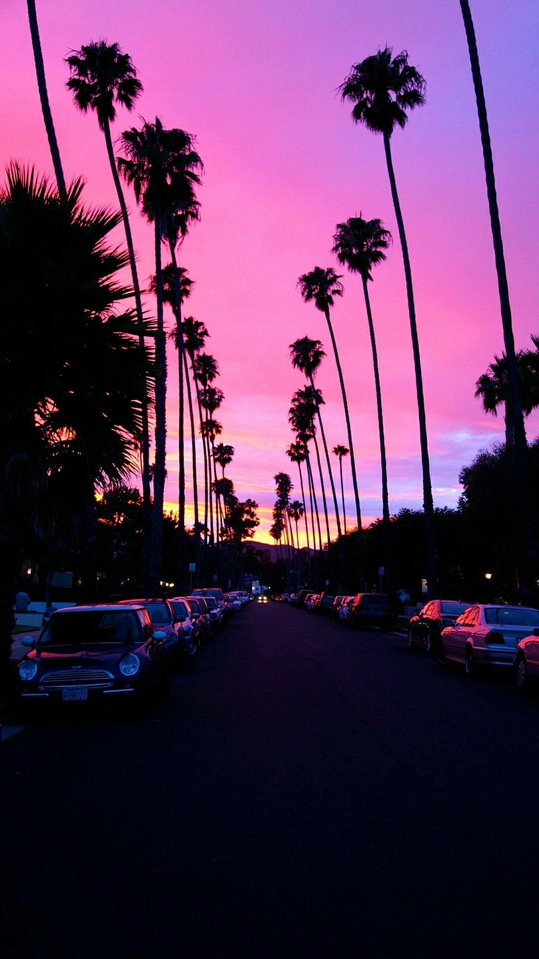 los angeles wallpapers for iphone 7, iphone 7 plus, iphone 6 plus