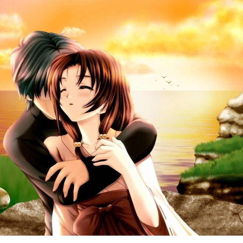 10 Latest Cute Anime Couple Wallpaper FULL HD 1080p For PC Background 2018 free download love animated couple wallpapers new hd 800x800