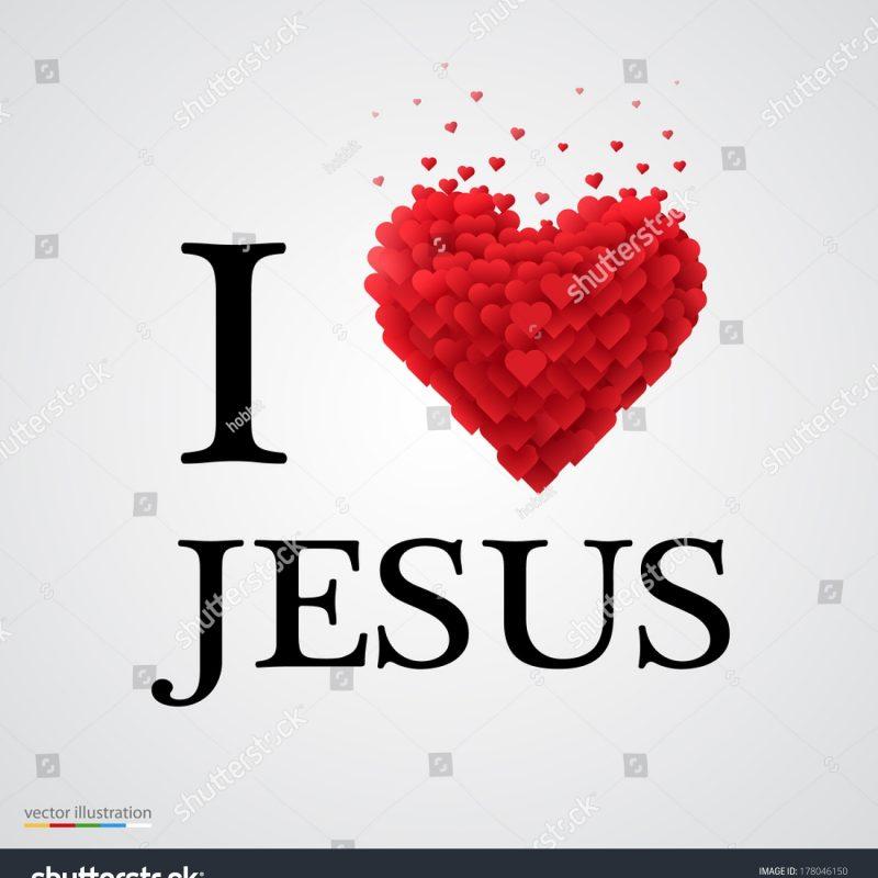 10 Latest I Love Jesus Images FULL HD 1080p For PC Desktop 2018 free download love jesus font type heart sign image vectorielle 178046150 1 800x800