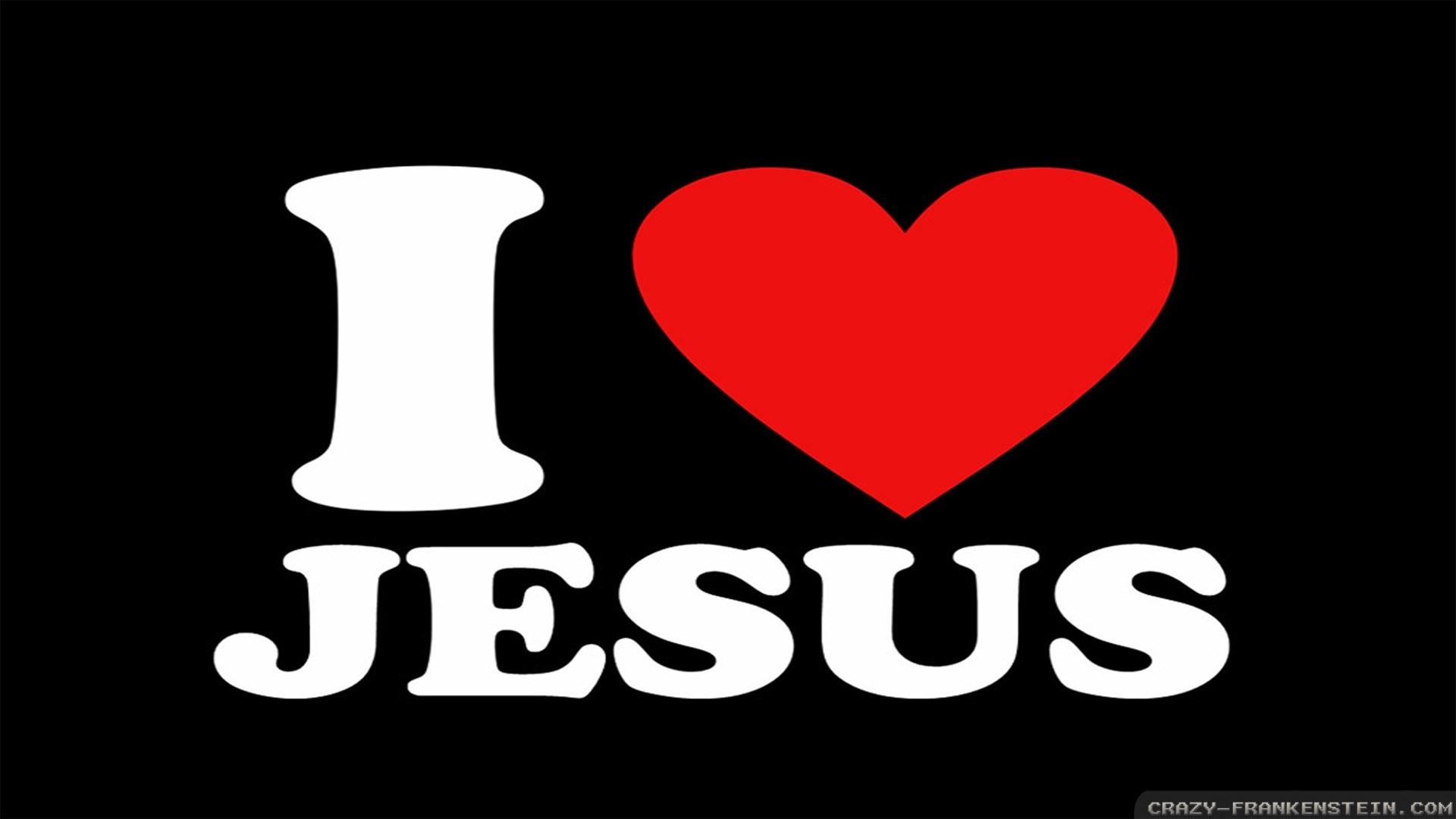 love jesus wallpapers - crazy frankenstein