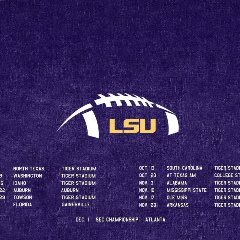 10 Top Lsu Football Schedule 2015 Wallpaper FULL HD 1080p For PC Desktop 2020 free download lsu football schedule 2017 wallpapers wallpaper cave 800x800