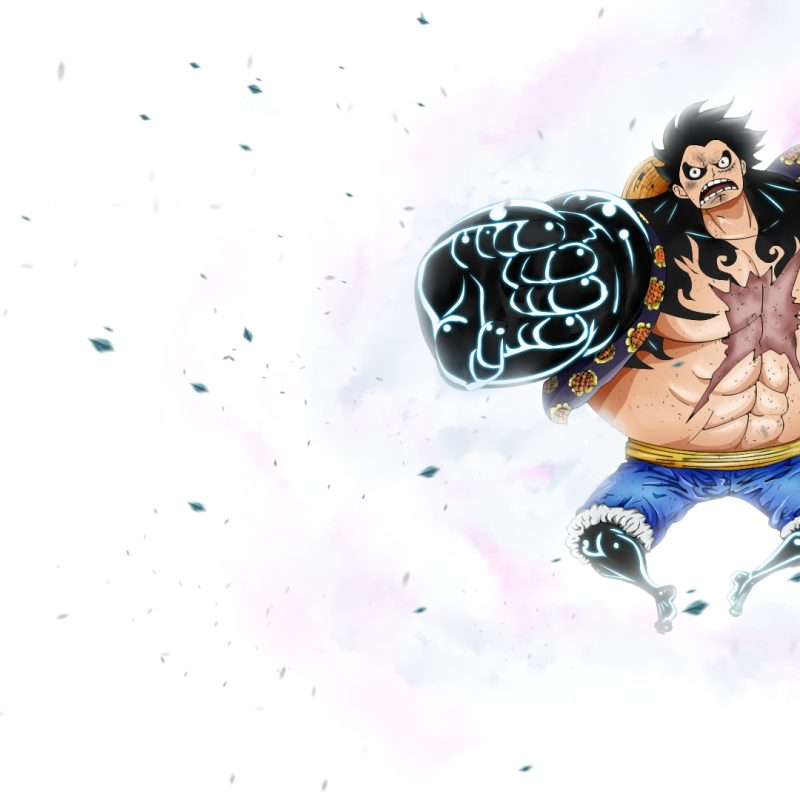 10 Best Luffy Gear 4 Wallpaper FULL HD 1080p For PC Background 2021 free download luffy gear 4 full hd wallpaper and background image 1920x1080 id 800x800
