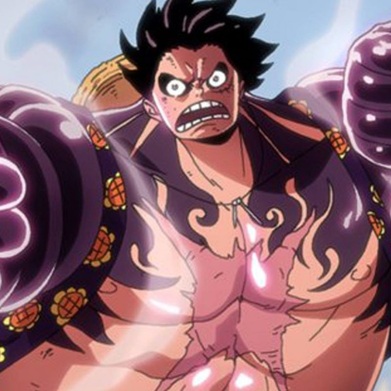 10 Best One Piece Wallpaper Luffy Gear Fourth FULL HD 1920×1080 For PC Desktop 2018 free download luffy gear 4th epic or krusty one piece 784 manga chapter 800x800