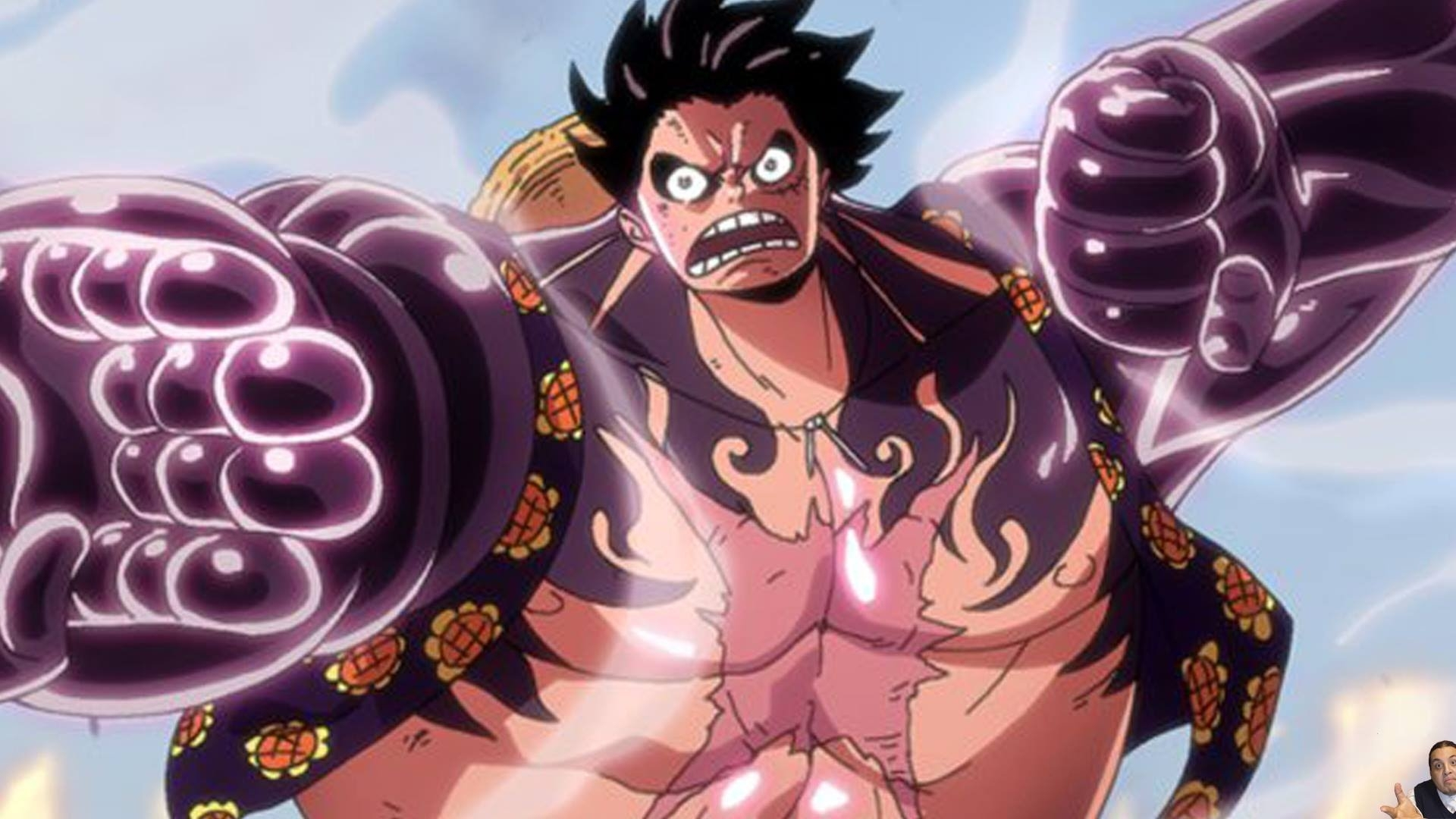 luffy gear 4th: epic or krusty?!?! -- one piece 784 manga chapter