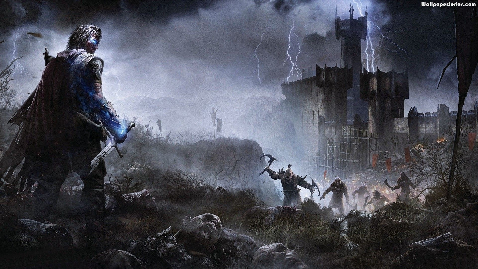 lumia video game/middleearth: shadow of mordor wallpaper 1920×1080