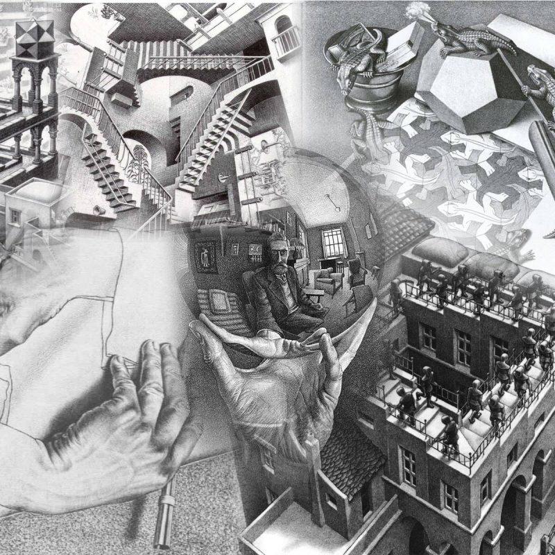 10 Latest Mc Escher Wall Paper FULL HD 1920×1080 For PC Desktop 2021 free download m c escher wallpapers wallpaper cave 1 800x800