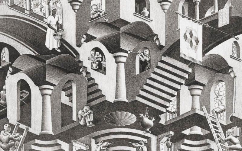 10 Most Popular Mc Escher Wallpaper 1920X1080 FULL HD 1080p For PC Desktop 2020 free download m c escher wallpapers wallpaper cave 4 800x500