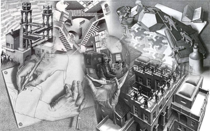 10 Most Popular Mc Escher Wallpaper 1920X1080 FULL HD 1080p For PC Desktop 2020 free download m c escher wallpapers wallpaper cave 6 800x500
