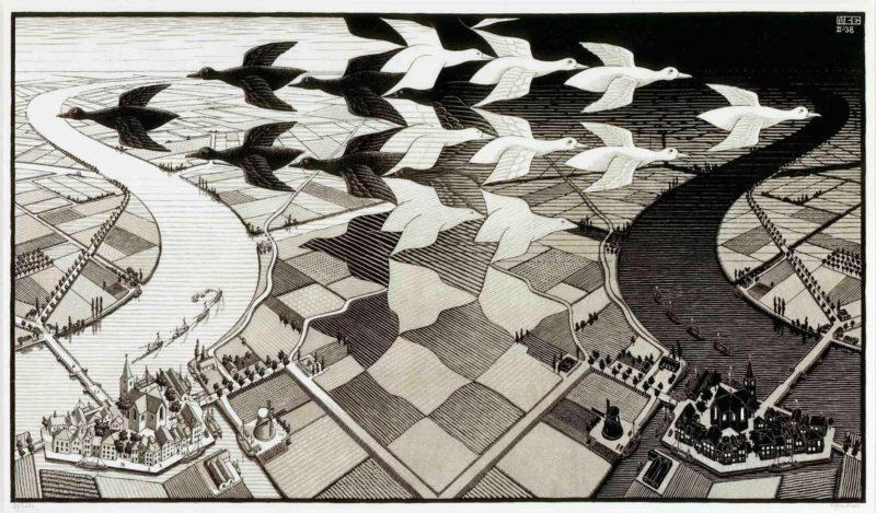10 Most Popular Mc Escher Wallpaper 1920X1080 FULL HD 1080p For PC Desktop 2020 free download m c escher wallpapers wallpaper cave 7 800x469
