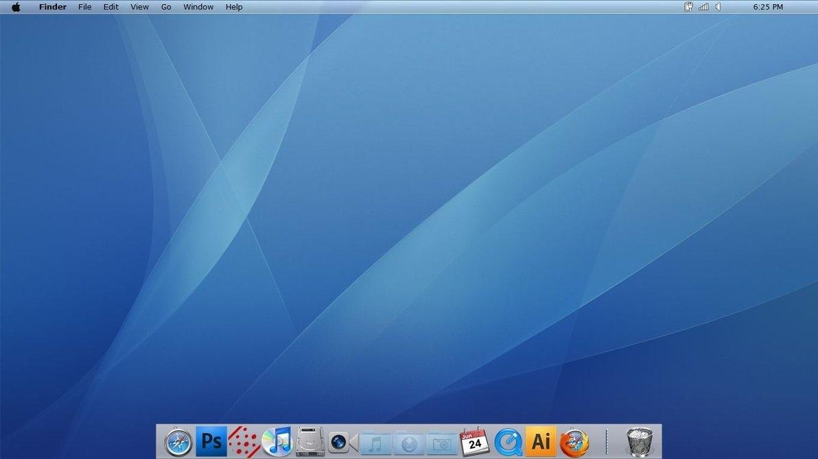 mac os x tiger for windows 7djtransformer01 on deviantart