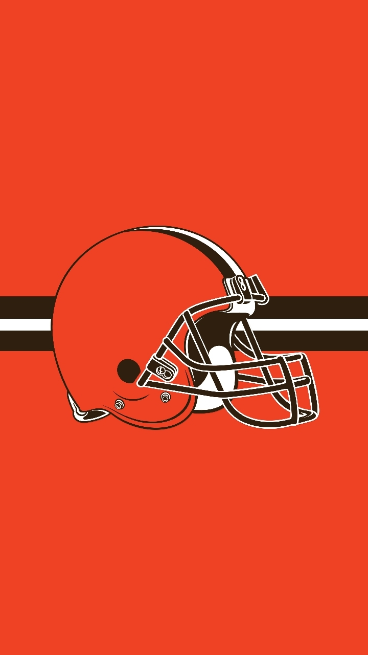made a cleveland browns mobile wallpaper, let me know what y'all