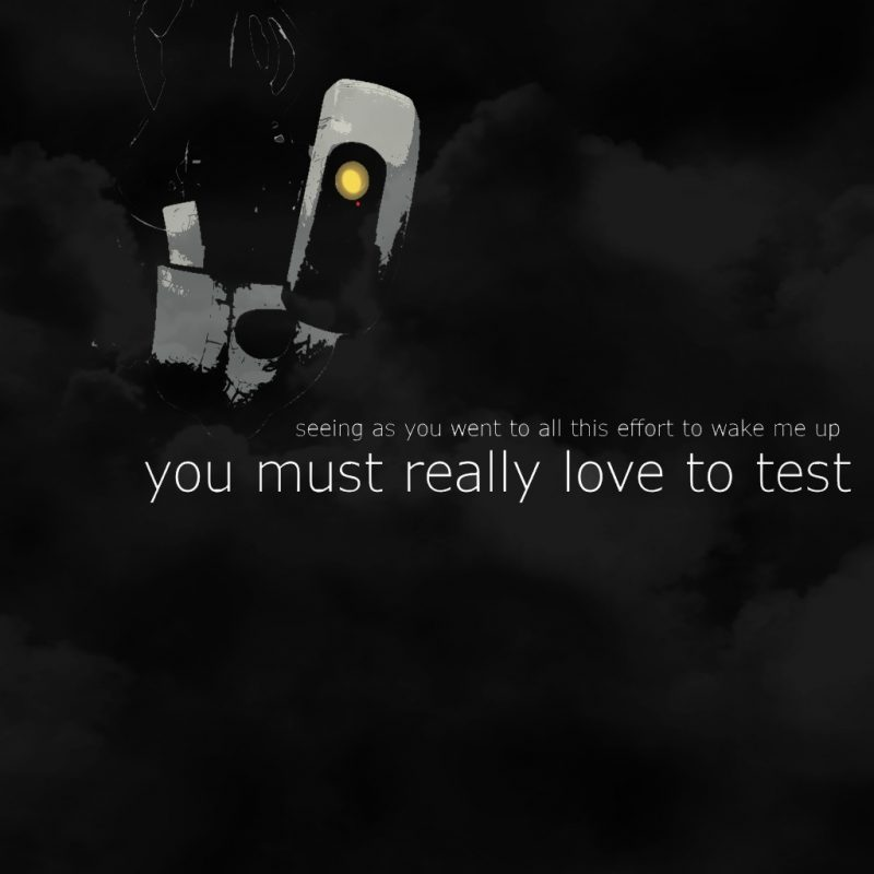 10 Most Popular Funny Gaming Wallpapers FULL HD 1080p For PC Desktop 2020 free download made a cool portal 2 wallpaper yesterday thought you guys might like 800x800
