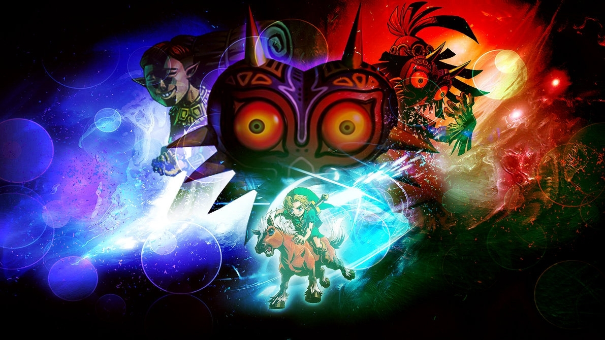majora mask wallpapersasori640 on deviantart