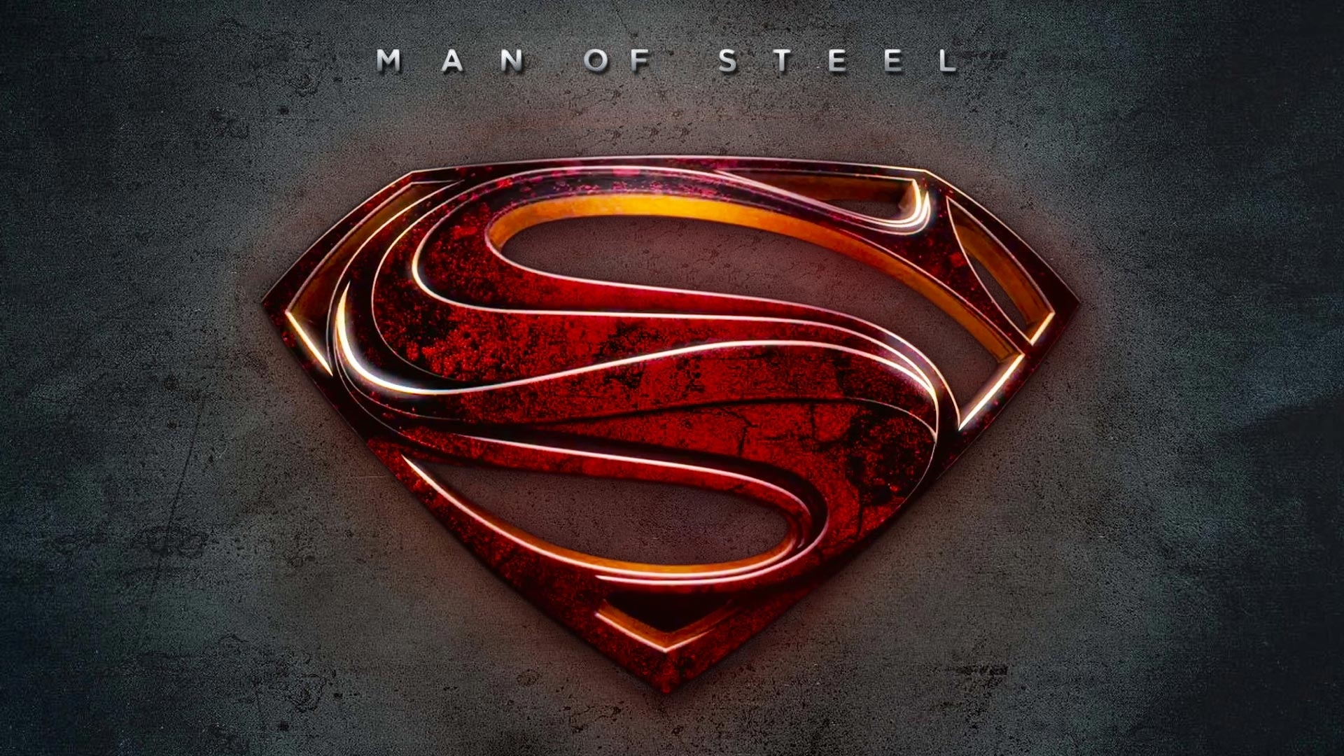 man of steel logo google covers - google plus covers photos