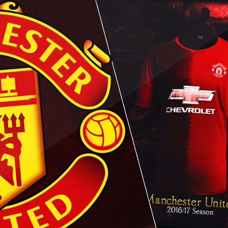 10 Best Manchester United Wallpaper 2016 FULL HD 1080p For PC Background 2020 free download manchester united home kit 2016 17 wallpaper design youtube 800x800
