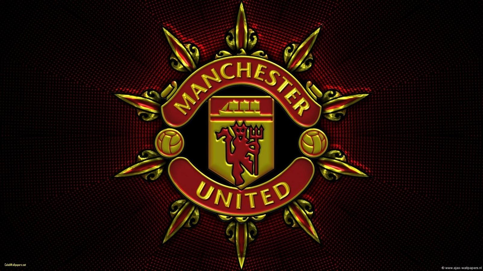 manchester united logo wallpapers hd wallpaper cave best of man utd