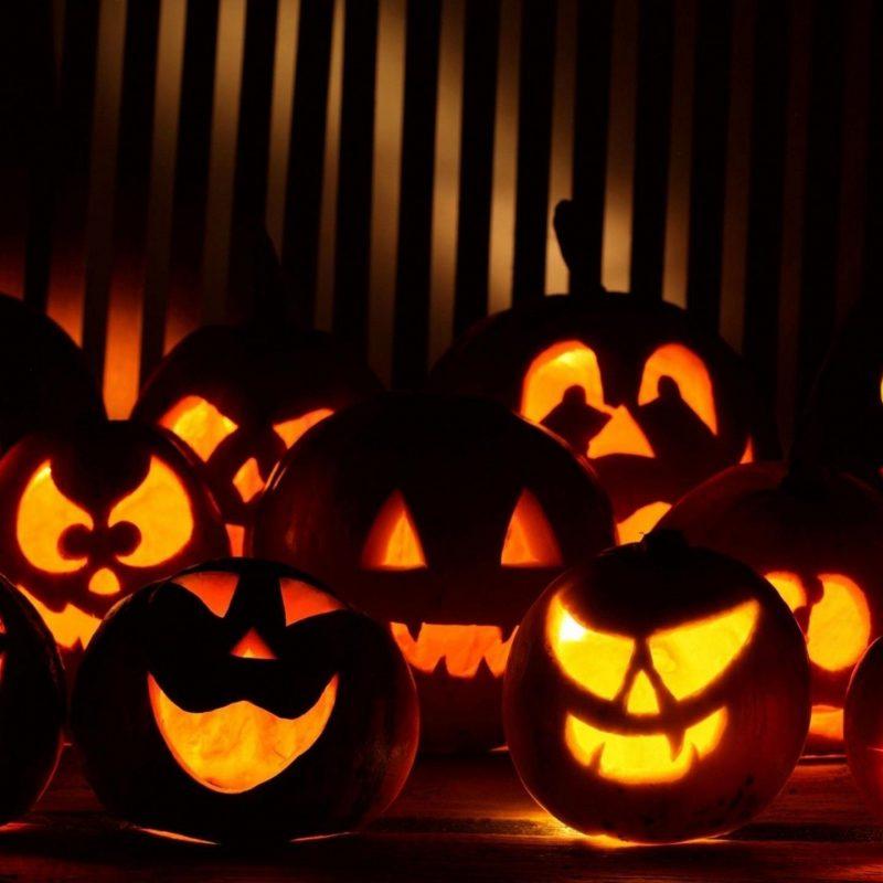 10 Most Popular Halloween Pumpkin Desktop Backgrounds FULL HD 1920×1080 For PC Desktop 2018 free download many halloween pumpkins hd desktop wallpaper widescreen high 800x800