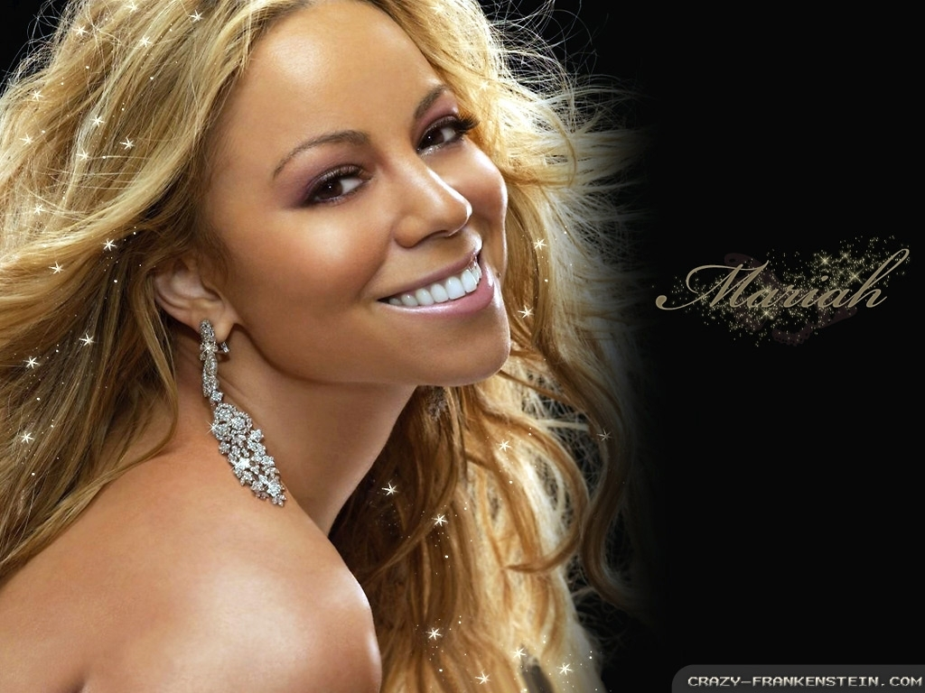 mariah carey wallpapers - female celebrity - crazy frankenstein