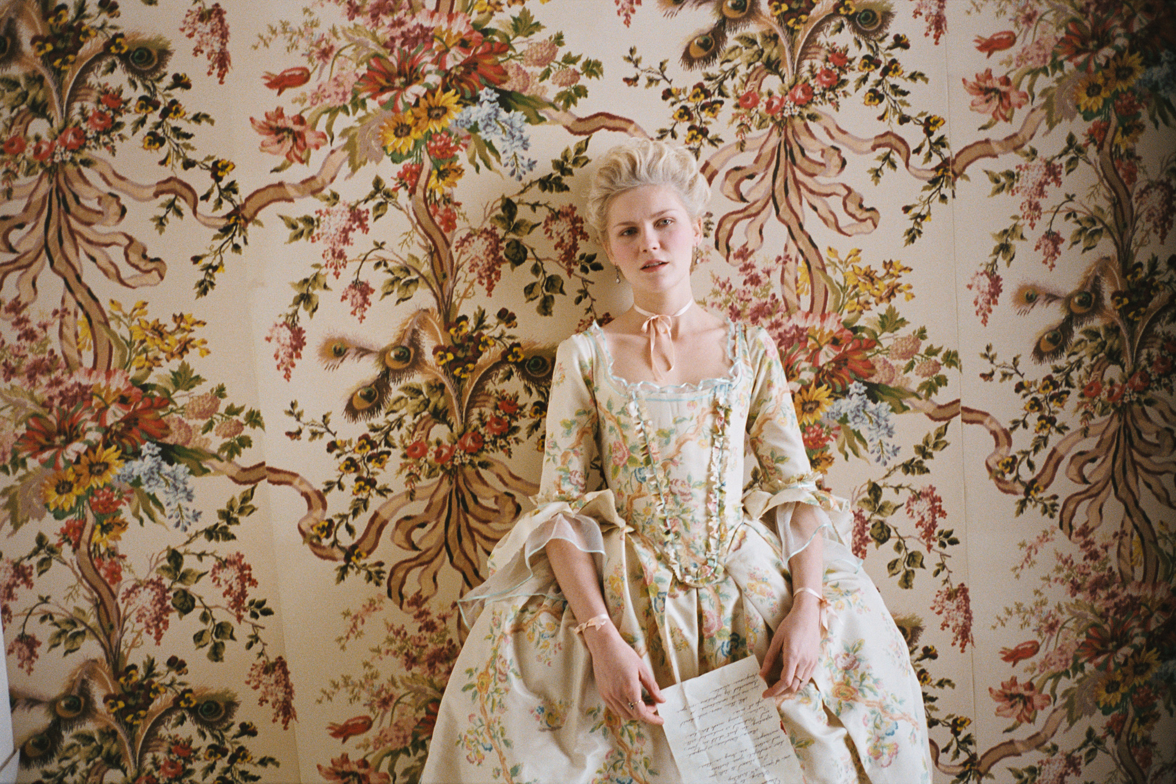 marie antoinette movie wallpaper dress | tiaras and trianon