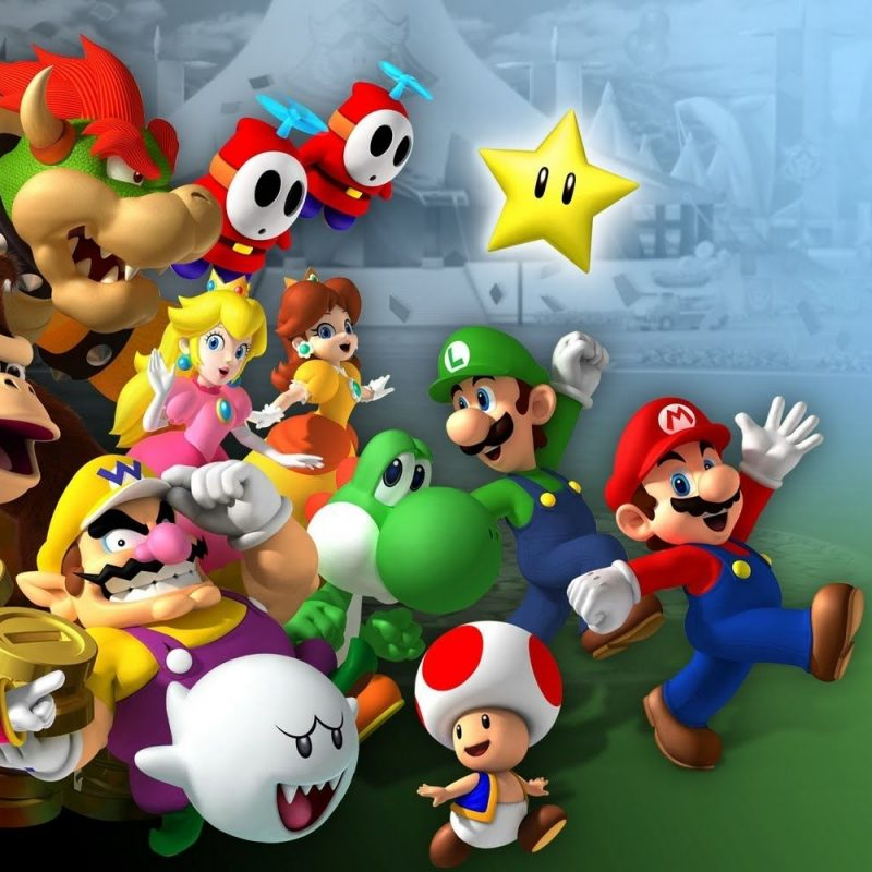 10 Best Mario Bros Wallpaper Hd FULL HD 1080p For PC Background 2020 free download mario 9 mario hd wallpapers pinterest mario bros nintendo and 1 800x800