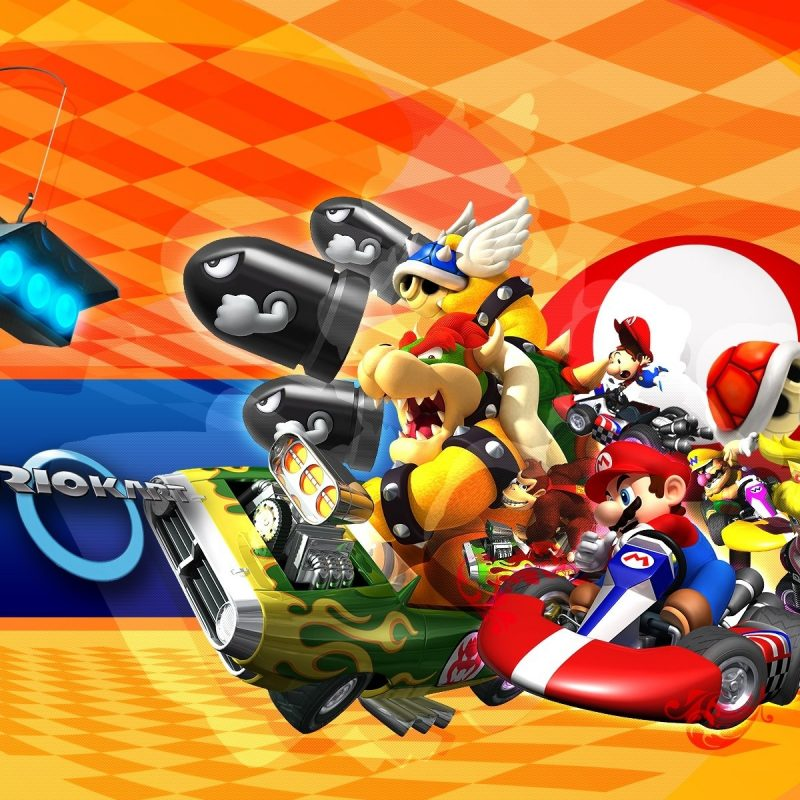 10 Most Popular Mario Kart Wii Wallpaper FULL HD 1080p For PC Desktop 2020 free download mario kart wii 732548 walldevil 800x800