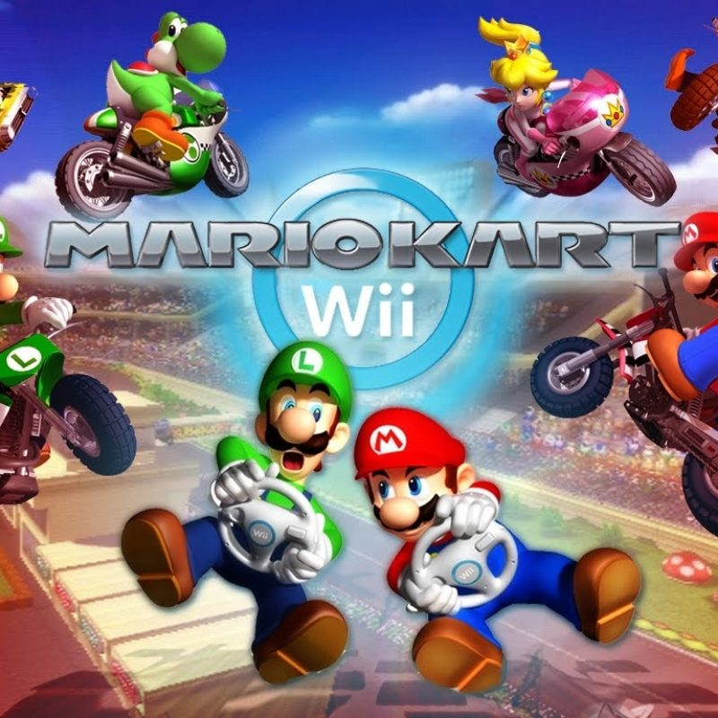 10 Most Popular Mario Kart Wii Wallpaper FULL HD 1080p For PC Desktop 2020 free download mario kart wii coupe eclair 150cc youtube 800x800