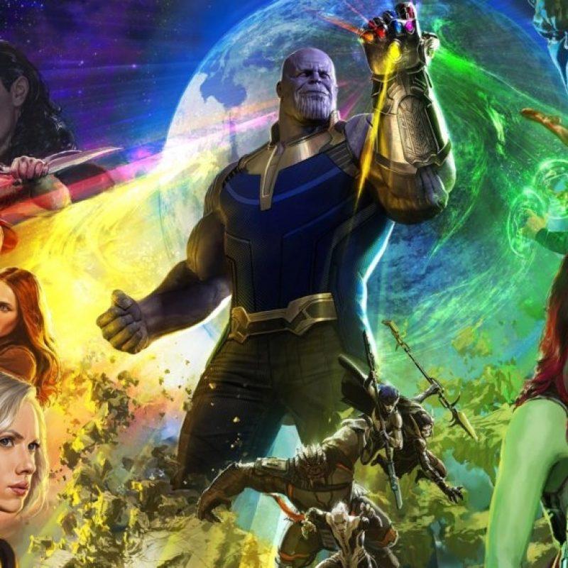 10 New Avengers Infinity War Poster Hd FULL HD 1080p For PC Desktop 2021 free download marvel avengers infinity war poster hdnarutorenegado01 on deviantart 800x800