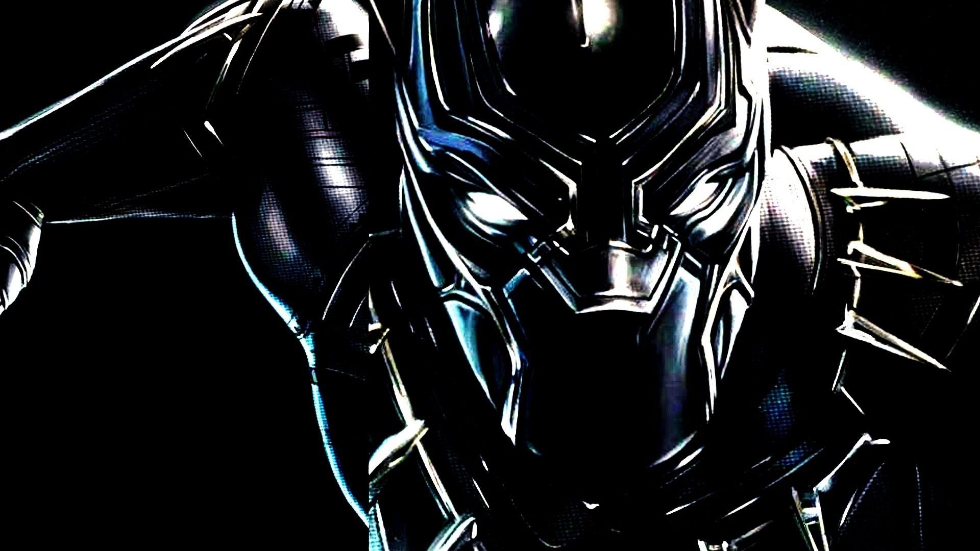 10 Latest Marvel Black Panther Wallpaper Hd FULL HD 1920 ...