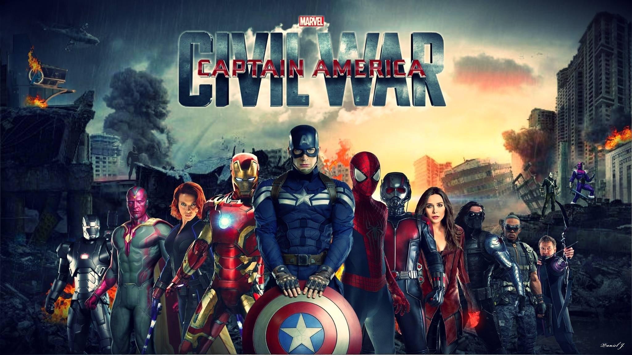 marvel civil war fond d'écran 36+ - collections d'écran hd - szftlgs