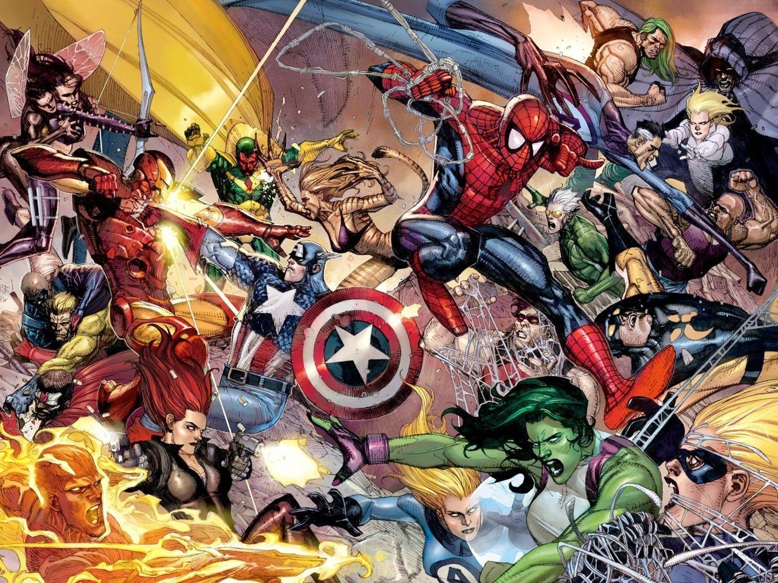 marvel civil war wallpapers wallpaper | hd wallpapers | pinterest
