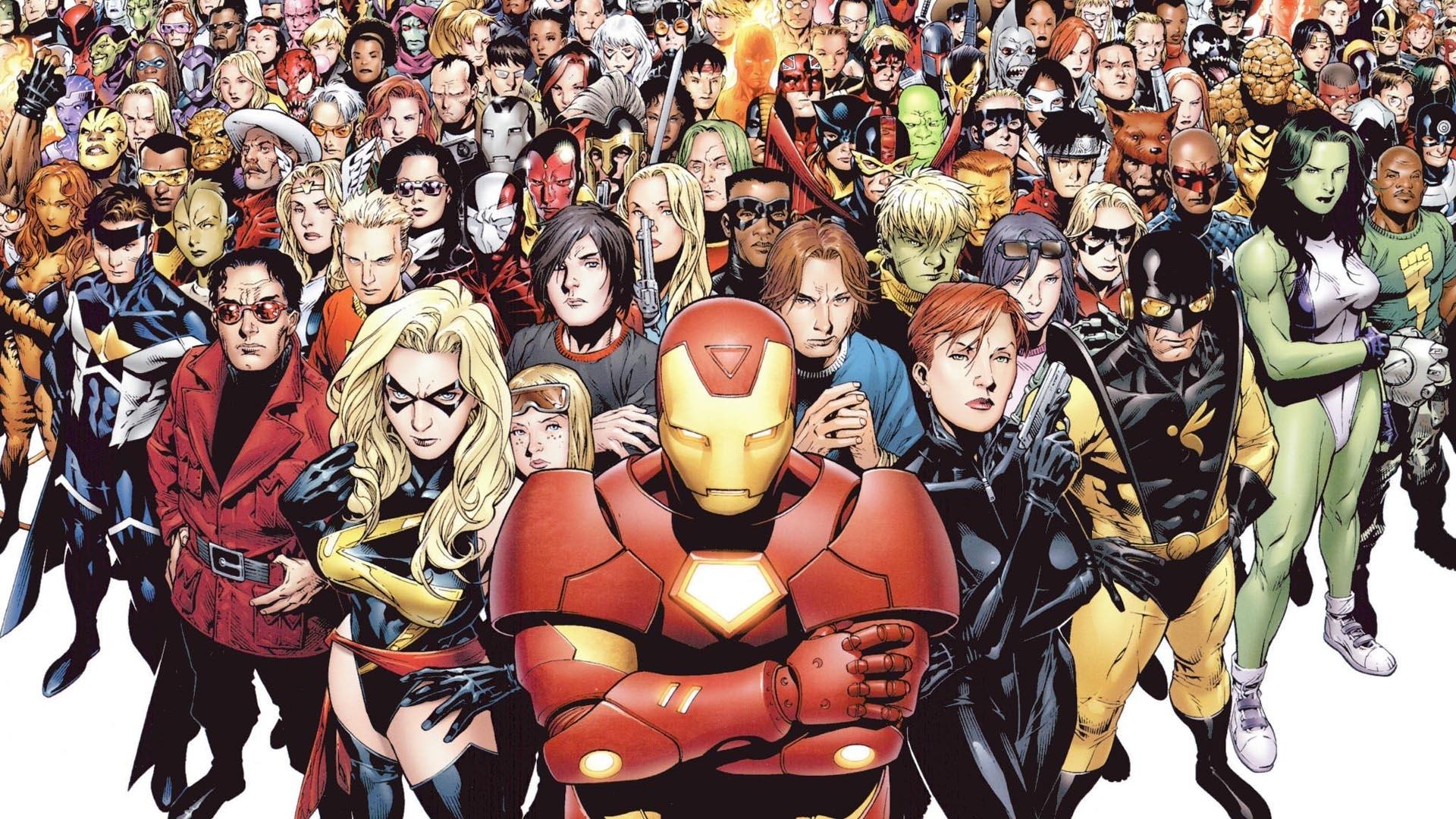 marvel comics comicboard hd wallpaper » fullhdwpp - full hd