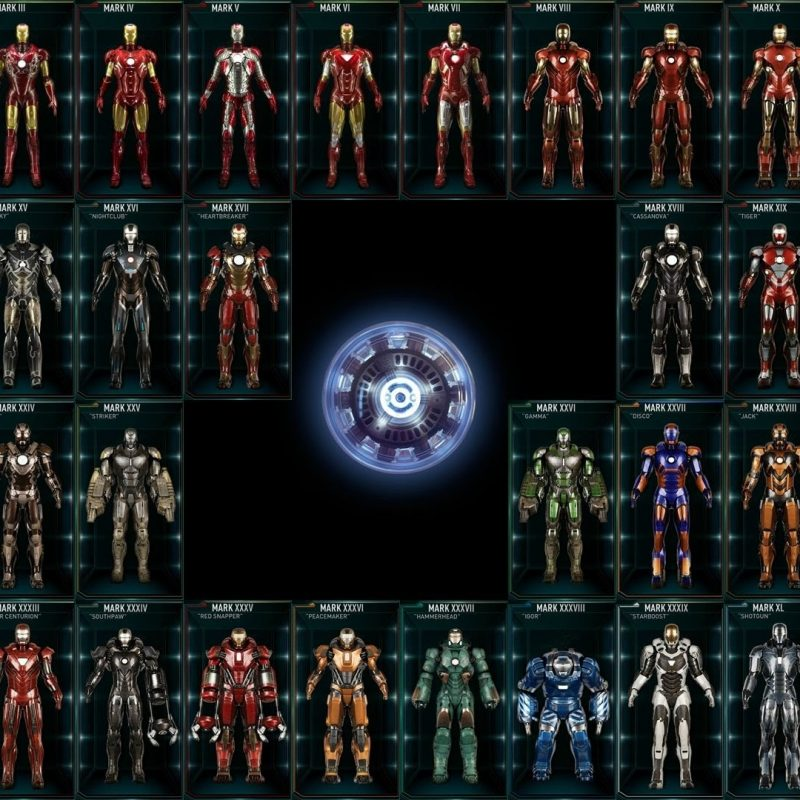 10 Best Iron Man Suit Images FULL HD 1920×1080 For PC Background 2018 free download marvel iron man suit up mark 1 45 and armor youtube 800x800