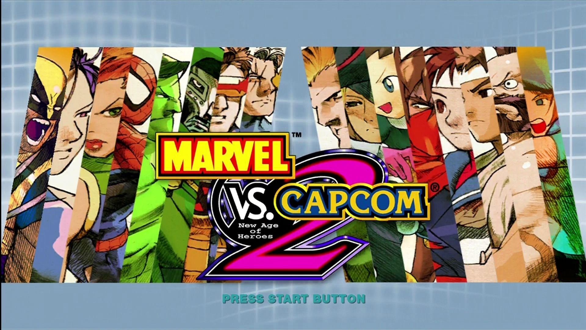 marvel vs. capcom 2 screenshots for xbox 360 - mobygames