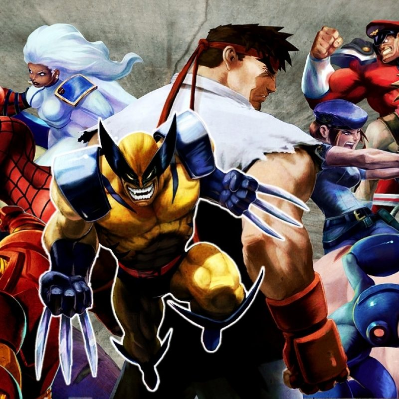 10 Best Marvel Vs Capcom 2 Wallpaper FULL HD 1920×1080 For PC Background 2018 free download marvel vs capcom wallpaper 444859 zerochan anime image board 800x800