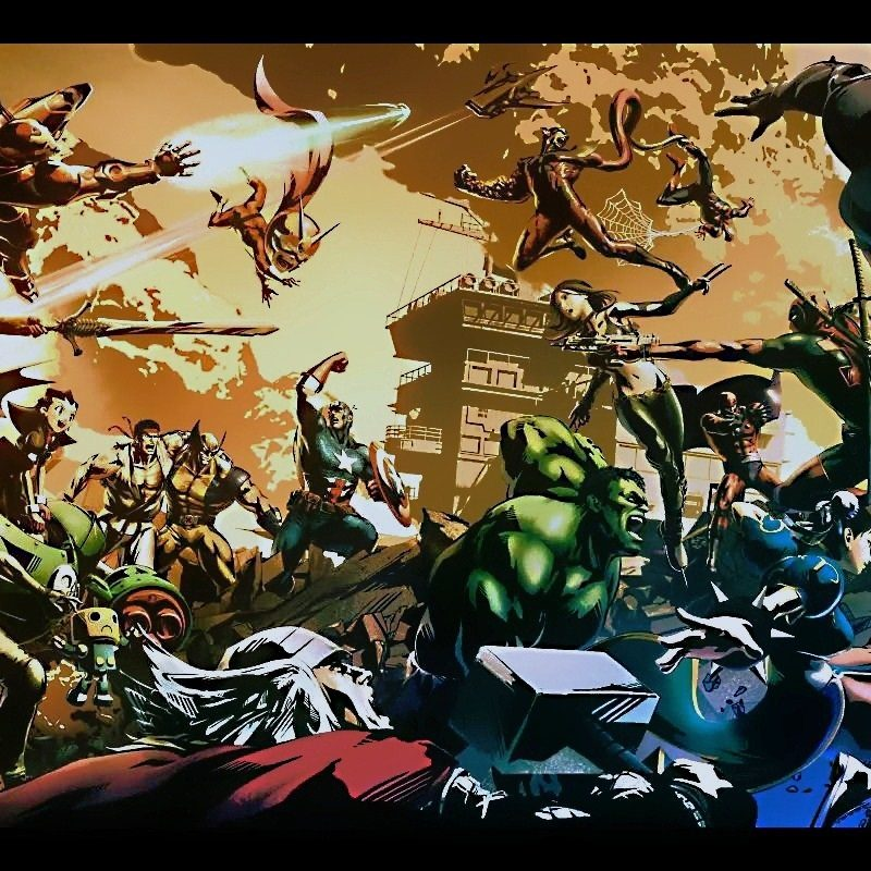 10 New Marvel Vs Capcom Wallpapers FULL HD 1080p For PC Desktop 2018 free download marvel vs capcom wallpaper 494288 zerochan anime image board 800x800