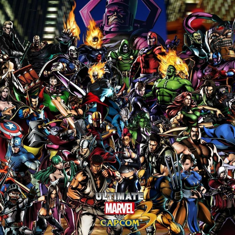 10 Most Popular Ultimate Marvel Vs Capcom 3 Wallpaper FULL HD 1920×1080 For PC Background 2021 free download marvel vs capcom wallpapers wallpaper cave 2 800x800