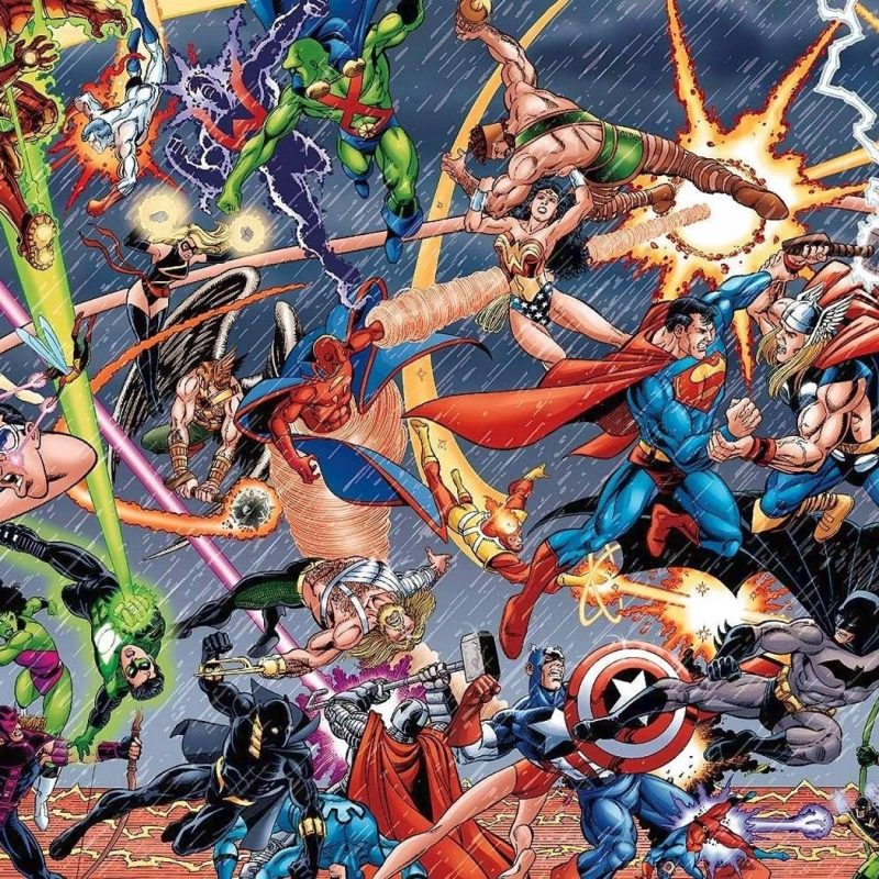 10 Most Popular Marvel Vs Dc Wallpaper FULL HD 1920×1080 For PC Background 2020 free download marvel vs dc wallpapers wallpaper cave 1 800x800