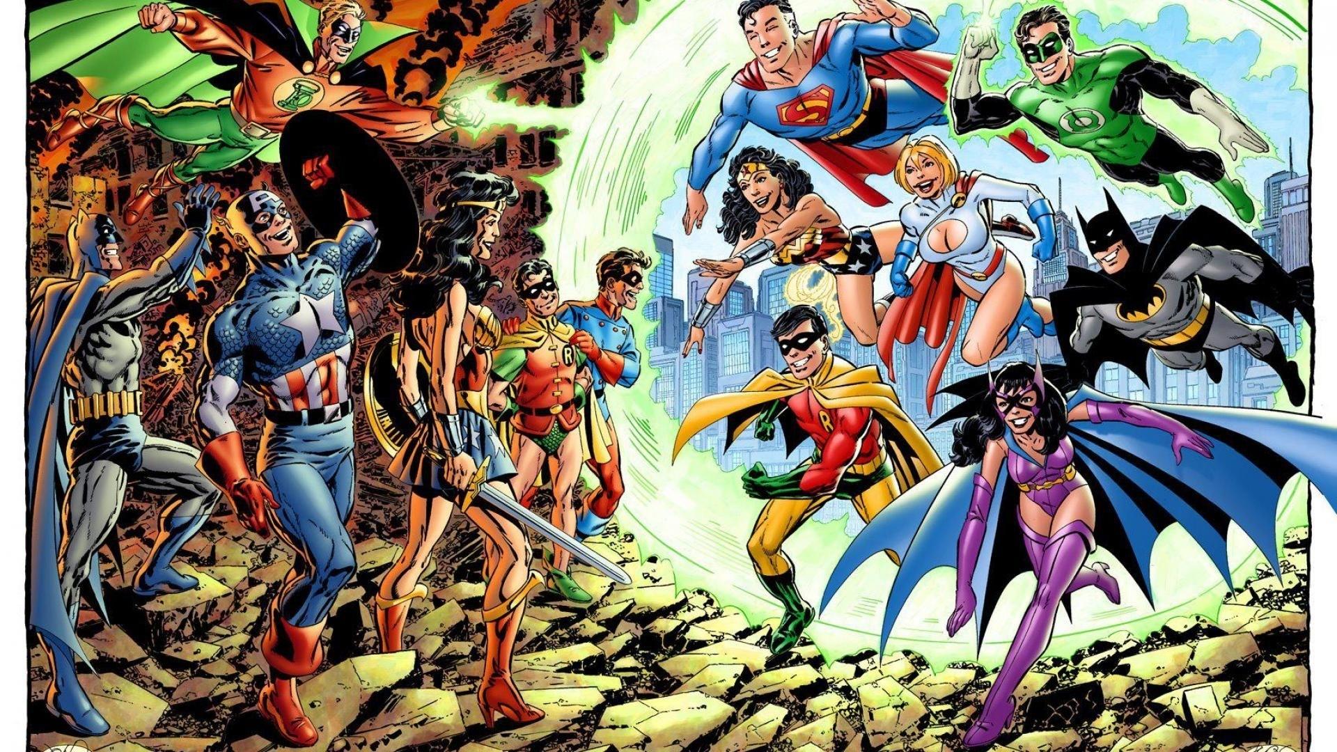 marvel vs dc wallpapers wallpaper | wallpapers for desktop
