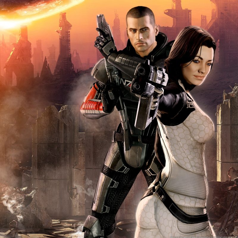 10 Best Mass Effect 2 Wallpaper FULL HD 1080p For PC Desktop 2018 free download mass effect 2 full hd wallpaper and background image 2560x1600 800x800