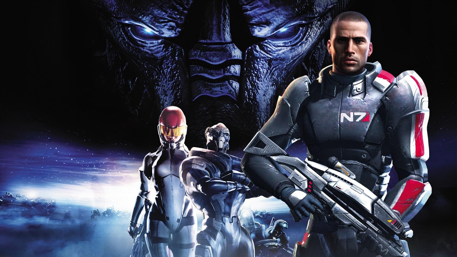 10 Best Mass Effect 1 Wallpaper Full Hd 1080p For Pc Background 2018
