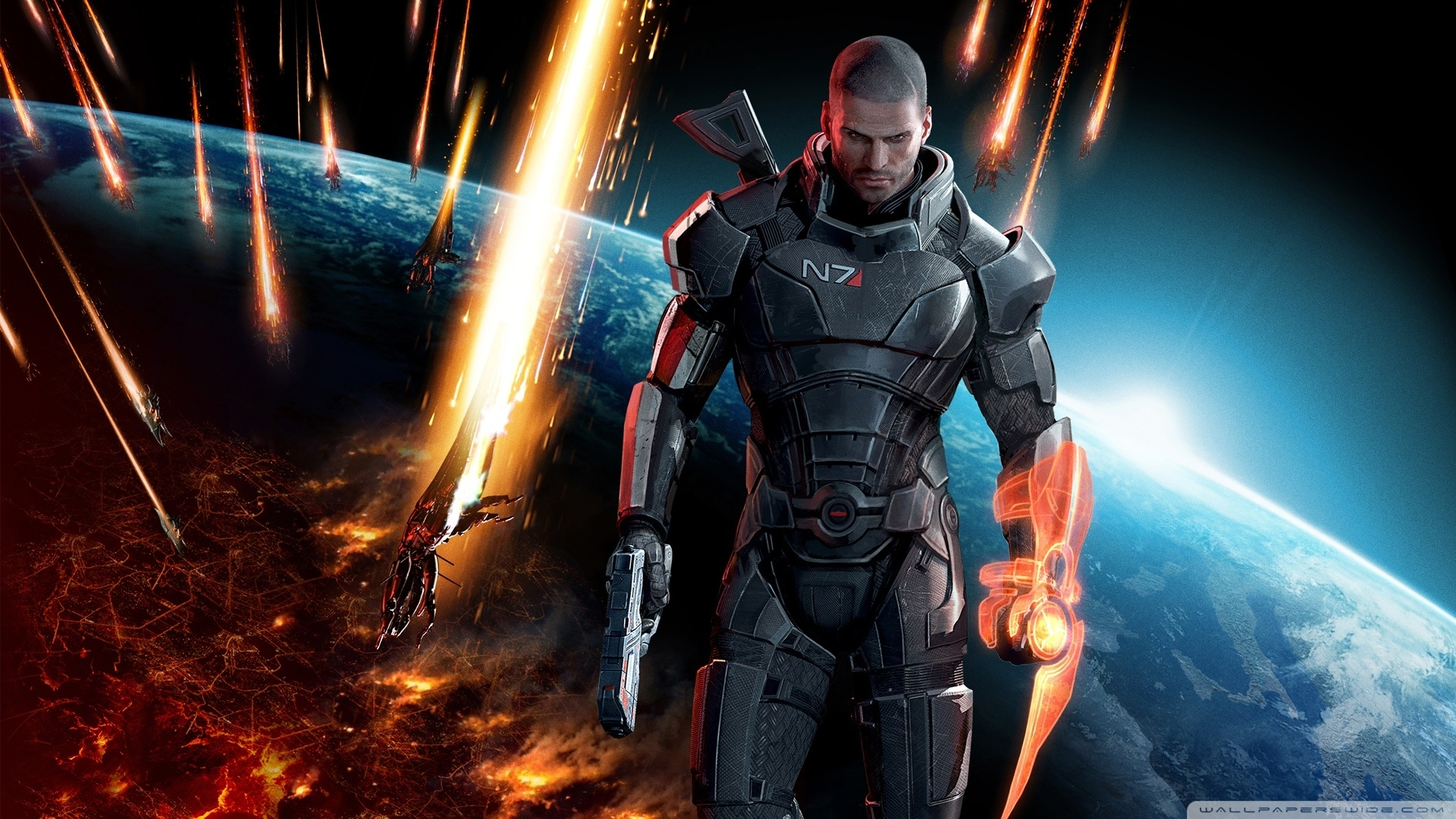 mass effect ❤ 4k hd desktop wallpaper for 4k ultra hd tv • wide