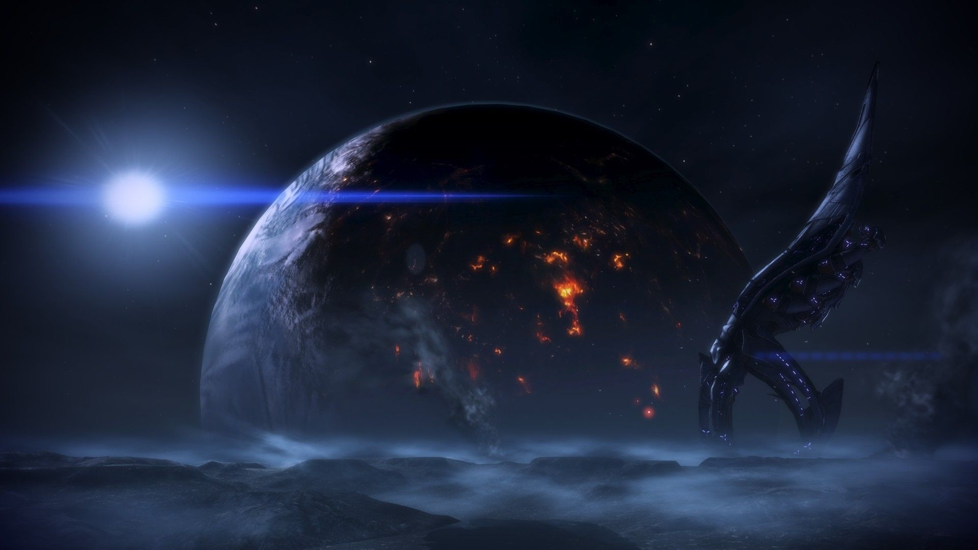mass effect hd desktop wallpaper 17436 - baltana