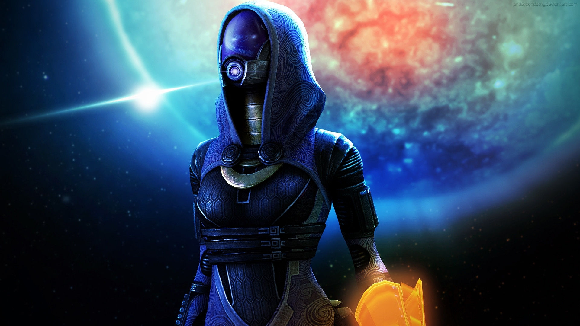 mass effect tali wallpaper (86+ images)