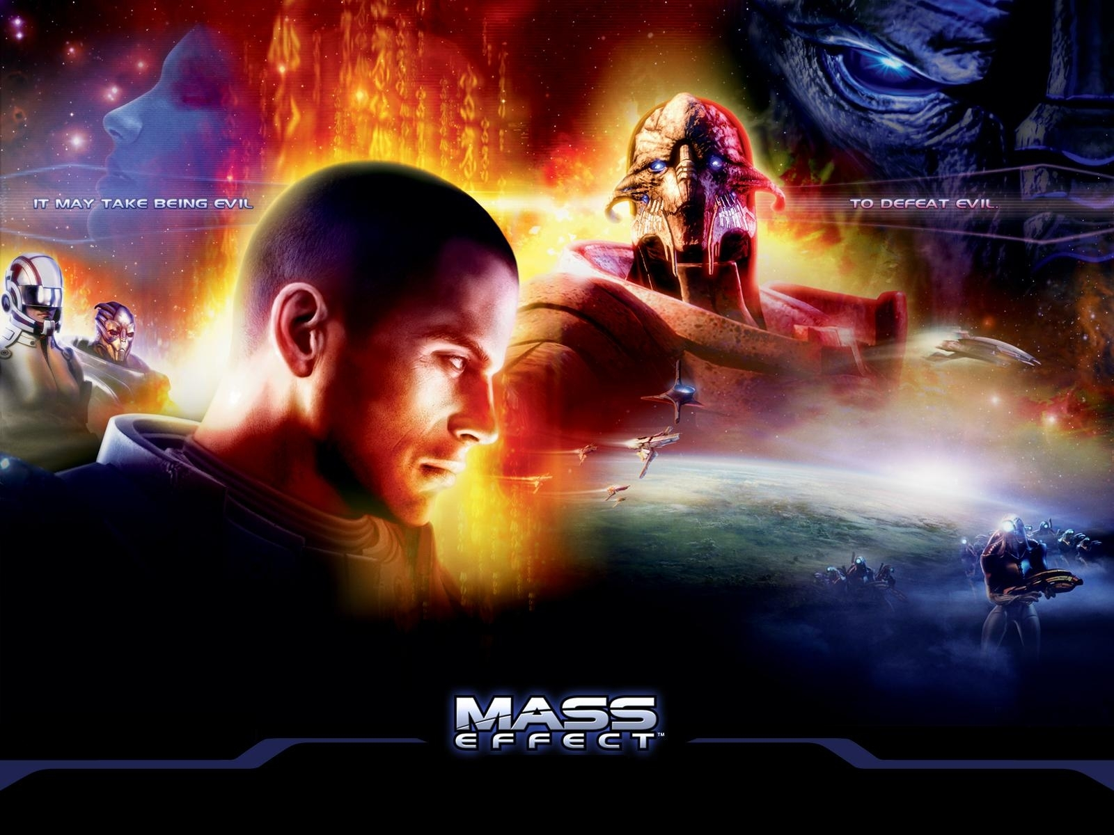 mass effect wallpaper and background image | 1600x1200 | id:77564