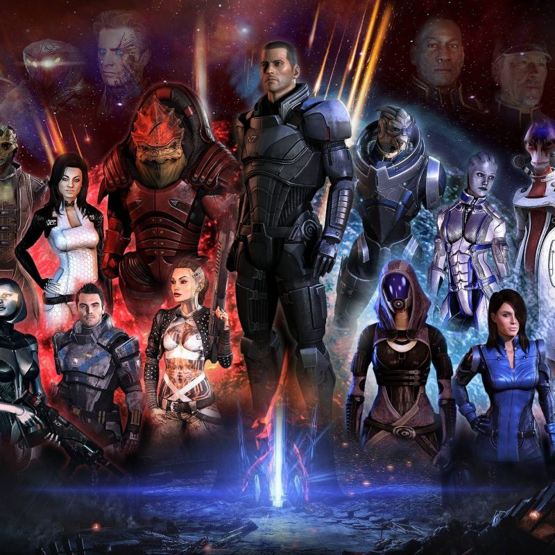 10 New Mass Effect Desktop Wallpaper FULL HD 1920×1080 For PC Desktop 2018 free download mass effect wallpapers hd wallpaper cave 800x800
