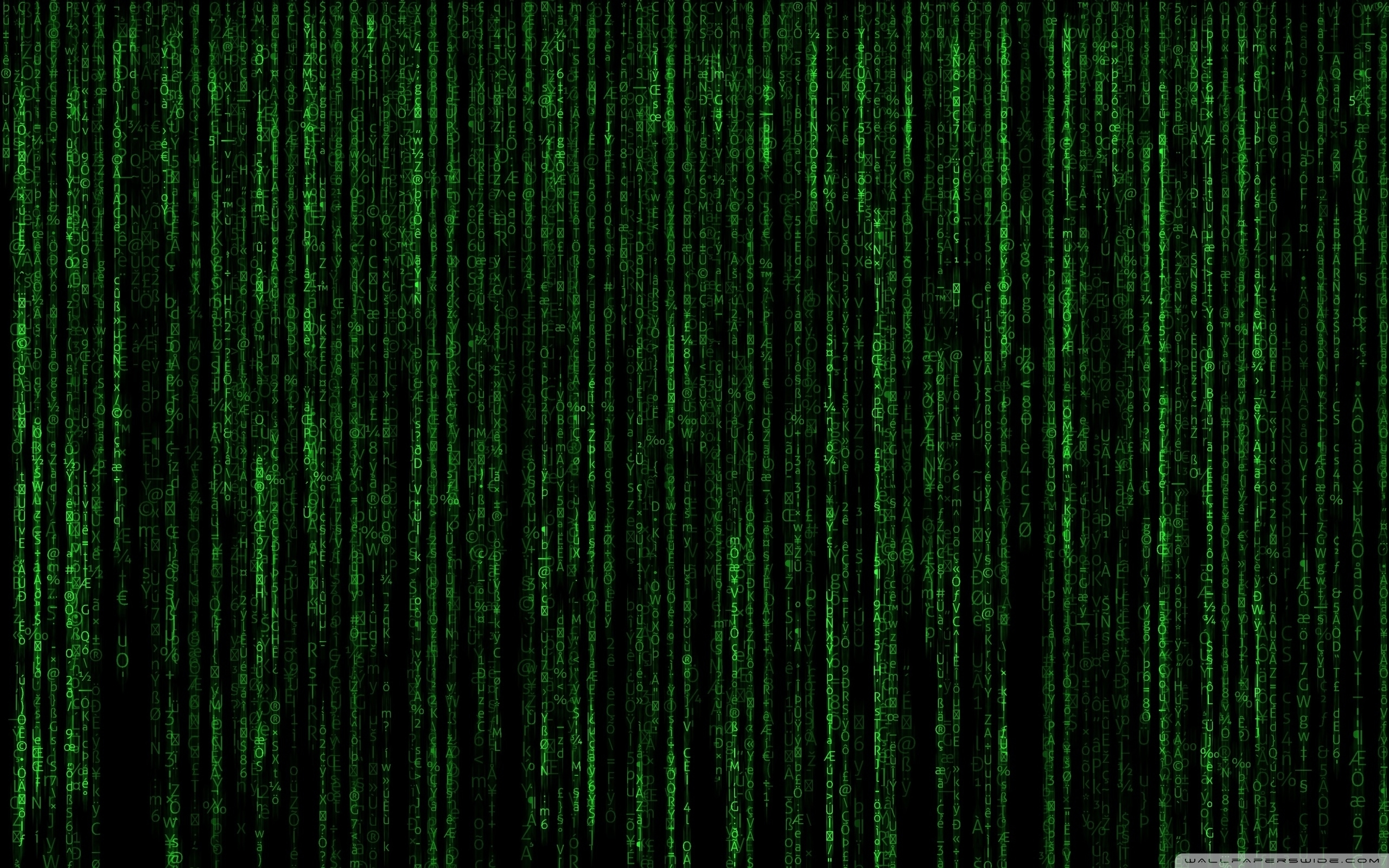 matrix code ❤ 4k hd desktop wallpaper for 4k ultra hd tv • wide
